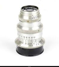 Lens  Zeiss Tele Tessar 6.3/12cm 120mm  for Kino Exakta