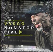 VASCO ROSSI - Nonstop Live (2019) (2Cd + 2Dvd + Blu Ray Disc + Booklet)