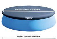Intex 28021E 10ft Easy Set Pool Cover