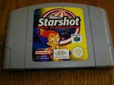 Starshot Panique au Space Circus pour Nintendo 64 n64