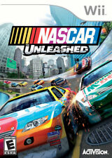 NASCAR: Unleashed WII New nintendo_wii;