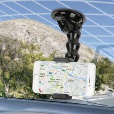 Telesin Car Mount Suction Cup Sucker Bracket +Phone Holder Accessories for Gopro
