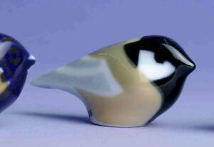 Sargadelos Porcelain Great Tit Bird - NEW