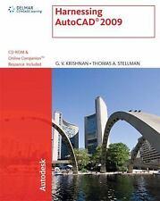 Harnessing AutoCAD 2009 Autodesk