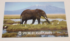 World Wildlife Special Occasion Planner Calendar WWF