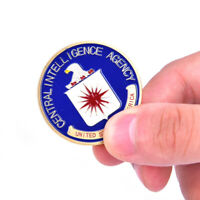 USA CIA Central Intelligence Agency Commemorative Coin Souvenir Challenge C%x