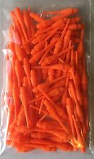 100 Magic Dimple Dart Tips Standard Orange w/ FREE Shipping