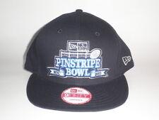 New Era 9FIFTY PINSTRIPE BOWL Snapback Hat Navy ($30) Iowa State Rutgers Yankee