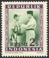 Indonesia 1949 Soldiers/Medal/Military/Army/Official 1v (n42457)