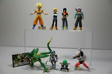 Dragon Ball Z Gashapon HG Vol.4 Miniature Figure Full Set Android Cell