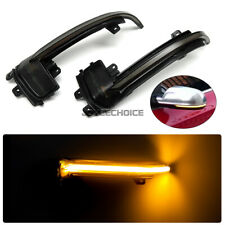 For Audi A3 S3 8P A4 B8 S4 8K B8.5 A5 S5 Car LED Dynamic Mirror Sequential Light