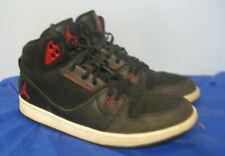 NIKE AIR JORDAN 1 Flight II Basketball Shoes Blk 640603-001 (Sz 13)
