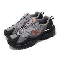 New Balance 703 Grey Black Orange Men Running Casual Lifestyle Shoes ML703BA D