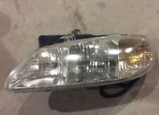 1996-1998  Pontiac Grand Am Left Driver's Headlight Headlamp Assembly Used OEM