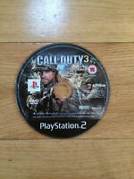 Call of Duty 3 for PS2 *Disc Only*