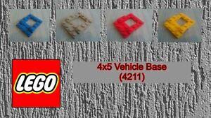 LEGO - Used Condition - 4x5 Vehicle Base (4211) x 1