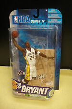 New McFarlane Series 17 Los Angeles Lakers Kobe Bryant Bronze Collector level