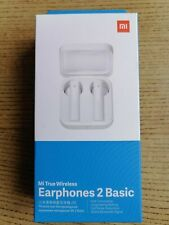 Xiaomi Mi True Wireless Earphones 2 Basic white (New, sealed bluetooth phones)