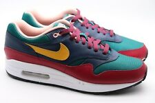 NIKE AIR MAX 1 ID BY YOU TRAINERS - MULTICOLOUR 943756-901 MEN UK8.5 EUR43 US9.5