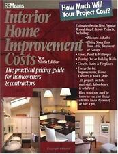 Interior Home Improvement Costs : The Practical Pricing Guide for Homeowners...