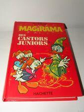 LE MAGIRAMA DES CASTORS JUNIORS 1974  disney mickey