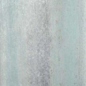 Muriva 701594 Sienna Ombre Metallic Duck Egg Sripe Wallpaper - Open Roll