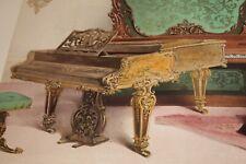 Antique Print 1852 COLLARD & COLLARD PIANO M. Digby Wyatt