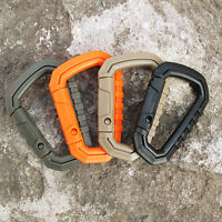 1 Stück Outdoor Camping Climbing Carabiner Equipment Militery Survival 2019