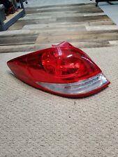 2012-2014 HYUNDAI VELOSTER DRIVER LEFT SIDE  REAR TAIL LIGHT 92401-2V010 oem