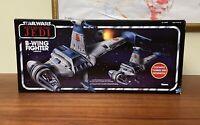 Rare MISB 2011 Star Wars Return Of The Jedi: B-Wing Fighter Kmart Exclusive