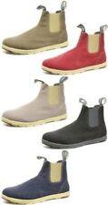 Stivali, anfibi e scarponcini da uomo Blundstone in tela