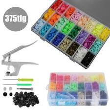 0,07 EUR//Stück Snaps Plastik Drücknopfe T8 Ø 14,1MM in 5 Farben SET