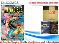 INVINCIBLE #1  Amazon Edition NM  Image  Presale 03/17 2021 Image comics