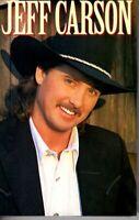 Jeff Carlson Self Titled S/T 1995 Cassette Country Folk Rock Western