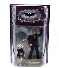 Batman The Dark Knight Movie Masters - Harvey Dent Action Figure