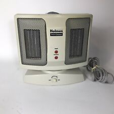 Holmes Twin Ceramic Oscillating Portable Electric Heater HCH-4199 - Tested