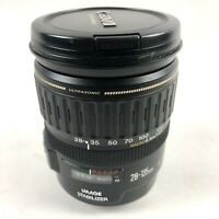 Canon Zoom Lens EF 28-135mm 1:3.5-5.6 IS SN# 6422008244 For Canon SLR Cameras