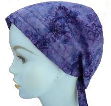 Delicate Chemo Cancer Alopecia Hairloss Scarf Turban Head Wrap Cover 100 Cotton