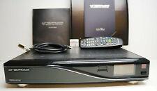 Dreambox dm 8000 HD PVR, 2x dvb-s2 sintonizador, 1tb HDD, unidad DVD, ventiladores