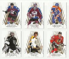 14/15 TRILOGY KINGS JONATHAN QUICK  BASE CARD #5