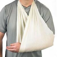 2 x Non Woven TRIANGULAR BANDAGE, Disposable Arm Sling, First Aid, HIGH QUALITY
