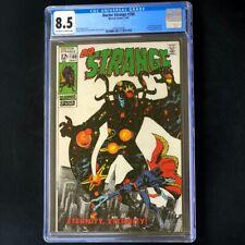 Doctor Strange #180 (Marvel 1969) 💥 CGC 8.5 💥 Eternity App! Dr Strange Comic
