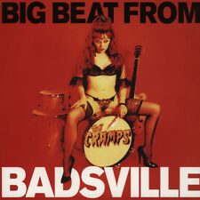 LP The Cramps - Big Beat From Badsville - VINYL EDITION - GARAGE PSYCHOBILLY NEW