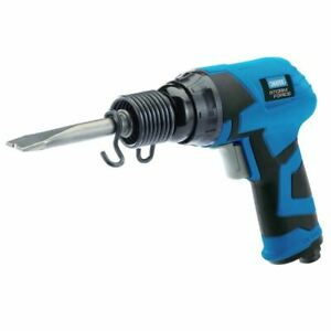 Draper Storm Force Composite Air Hammer And Chisel Kit 65142