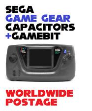 SEGA Game Gear Replacement Capacitors / Complete 20 x Cap Kit + 4.5mm Gamebit
