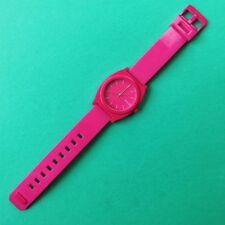 Nixon The Time Teller Pink Wrist Watch Womens Accessories