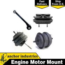 L837 Fits 2006-2011 Buick Lucerne// Cadillac DTS 4.6L Engine Motor Mount Set 2pcs