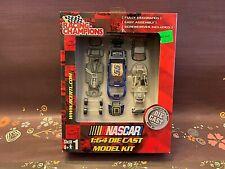 Racing Champions NASCAR 1/64 Die Cast Model Kit #55 Bobby Hamilton Square D 2001