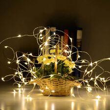 Solar Wine Bottle Cork Shaped String Light 8/10LED Night Fairy Light Cool White