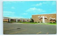 Holiday Inn Motel Hotel Cordele Georgia GA old vintage postcard A84